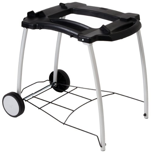 Why Choose Weber 6549 Weber Q Rolling Cart
