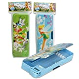Disney Fairies Tinkerbell Magetic Pencil Case - Blue