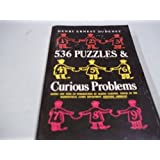 536 PUZZLES & CURIOUS PROBLEMS (Five Thirty Six Puzz Prob SL 241)