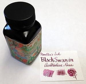 Noodlers Ink 3 Oz Black Swan Australian Rose