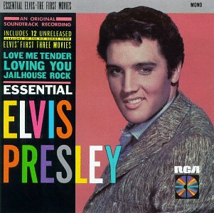 Elvis Presley - The Essential Elvis: The First Movies - Zortam Music