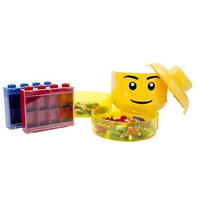 Lego Storage Gift Set by LEGO
