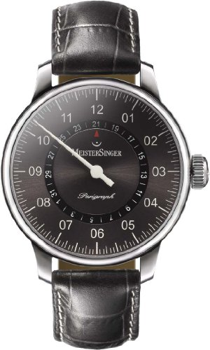 Meister Singer Perigraph Reloj unisex Diseño Clásico
