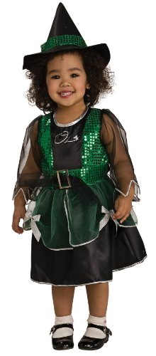 Wizard of Oz Wicked Witch Toddler/Child Costume
