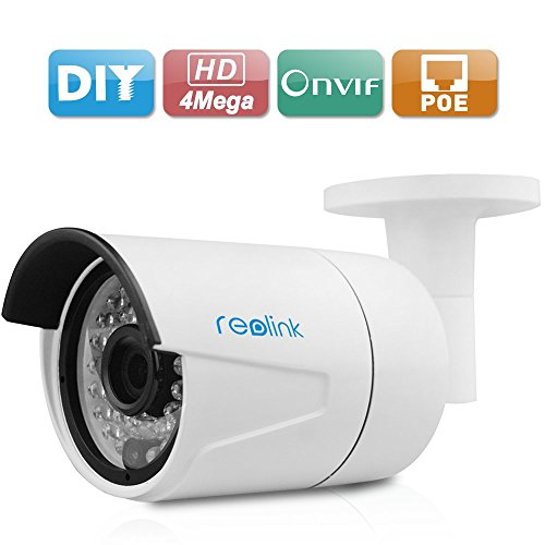 Reolink RLC-410 4 Megapixel Super HD Security Monitoring