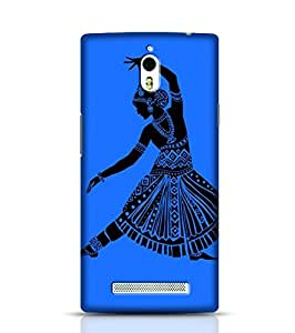 Stylebaby Phone Case Indian Traditional Dance Back Cover Oppo Find 7