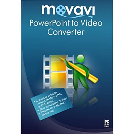 Movavi PowerPoint to Video Converter 2 Personal Edition [Download]