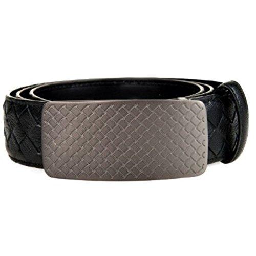(ボッテガ ヴェネタ) Bottega Veneta メンズ アクセサリー ベルト Intrecciato leather belt 並行輸入品
