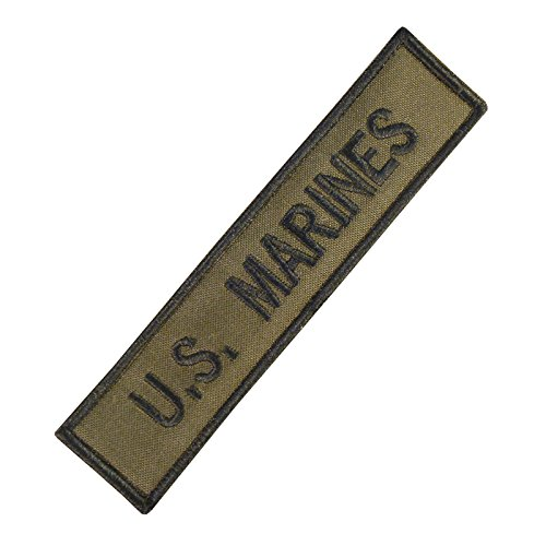 us-marines-usmc-name-tape-olive-drab-od-green-stickerei-combat-velcro-aufnaher-patch