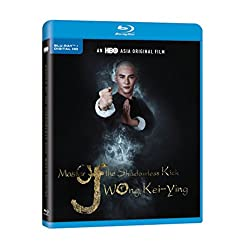 Master of the Shadowless Kick: Wong Kei-Ying [Blu-ray]