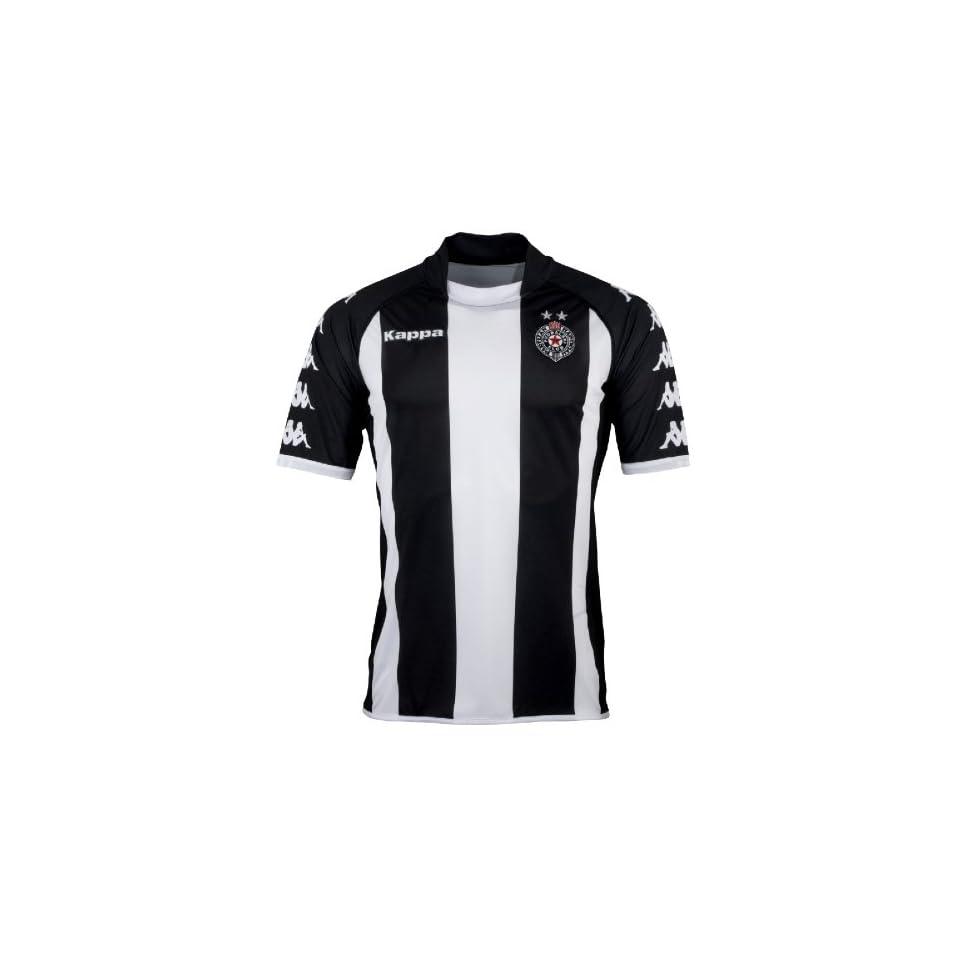 Kappa Partizan Belgrad Trikot 0910 3012ML0 PTZ901XXL, XXL