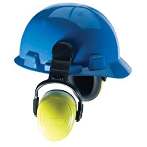 Msa - Left/Right Ear Muffs Left/Right Low Wht Helmet Mounted Nrr 21