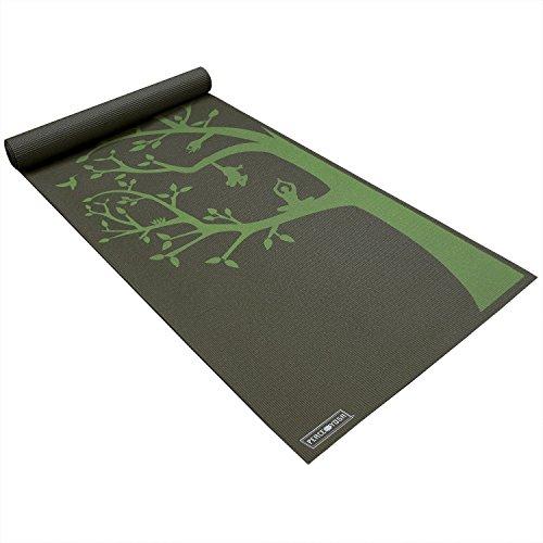 GREEN PEACE TREE Foam Workout Pilates Fitness Gym Yoga