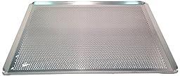 Sasa Demarle HG330460 Aluminum Perforated Sheet Pan, 18'' Length, 13'' Width, 1'' Height