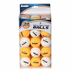 Buy Franklin 40Mm 1 Star White Tt Balls 30Ct by Franklin