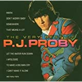 The Very Best Of P J Probyby P.J. Proby