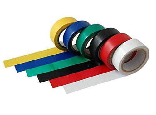 6-mixte-couleur-sslectrique-ruban-isolant-ruban-adhsssif-3m