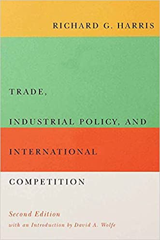 Trade, Industrial Policy, and International Competition, Second Edition (Carleton Library Series)
