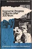 img - for Economic progress of blacks after 200 years (Black perspectives on the Bicentennial) book / textbook / text book
