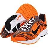 NIKE Zoom Streak 3 Unisex Running Shoes, Orange/Black/Grey/White, UK6.5