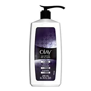 Olay Age Defying Classic Cleanser , 6.78-Fluid Ounce  (Pack of 4)
