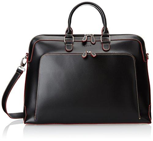 Lodis Audrey Brera Breifcase Cross Body Bag, Black, One Size