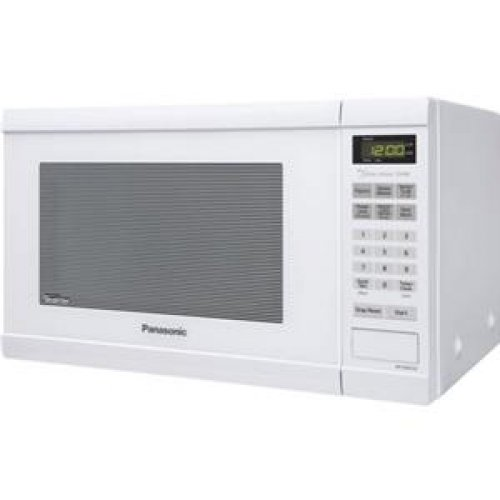 Panasonic-Small Appliances Panasonic Nn-Sn651W Microwave Oven<Br>1.2 Cu. Ft. 1200 Watt Microwave<Br>Single - 1.20 Ft - White