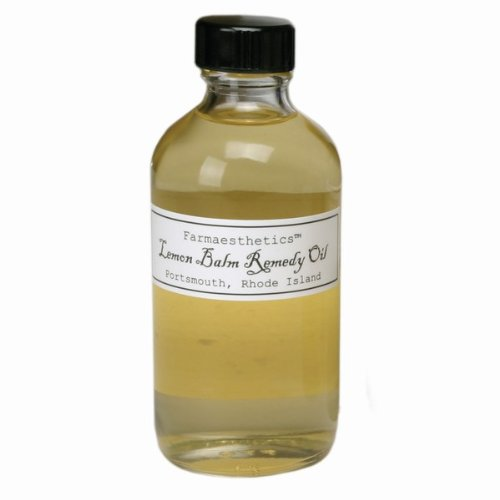 Farmaesthetics Lemon Balm Remedy Oil - 4oz