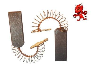 1 Satz Kohlebürsten Motorkohlen passend für AEG LAVAMAT 6251 SENSORTRONIC