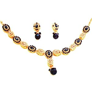 Dj Art Collection Fashion Jewellery Set - Djmp229