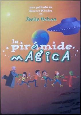- La pirámide mágica (Equinoccio y la pirámide mágica) [*Ntsc/region 4 Dvd. Import-latin America] Jesus Ochoa
