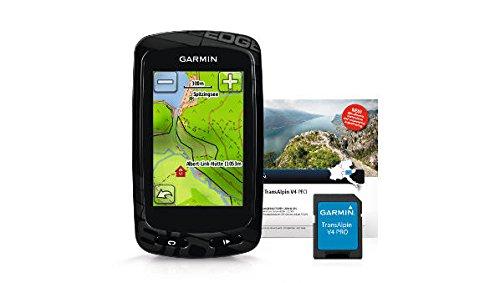 Garmin GPS Fahrrad Navigation Edge 810 Plus Transalpin V4 Pro Micro-SD, 020-00212-06