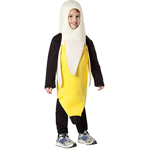 Peeled Banana Toddler Costume - 3T-4T