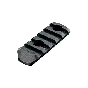 Magpul L2 MOE Rail Section, Black