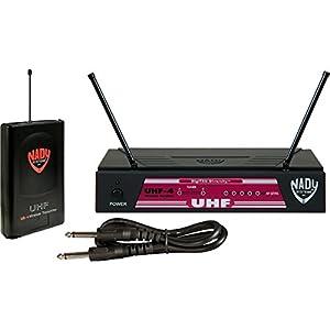 Nady UHF-4 GT/10 UHF Diversity Instrument Bodypack Wireless System