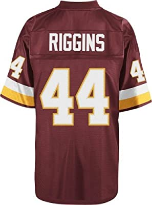 Washington Redskins John Riggins Premier Throwback Mitchell Ness Replica Jersey