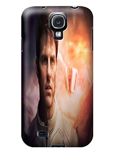 Fashion E-Mall Coolest TPU Logo case Top (Tom Cruise) Samsung Galaxy s4 Designer Cover