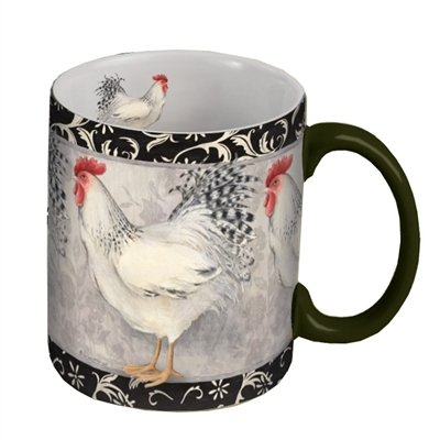 Lang Daylight Mug By Susan Winget, 14-Ounce, Multicolor