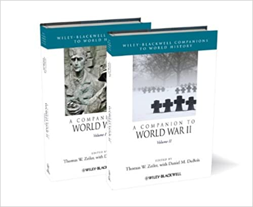 A Companion to World War II