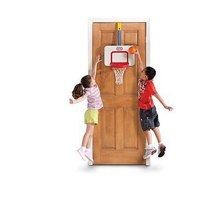 BEST-PRICE-Little-Tikes-Attach-in-Play-Basketball-Set