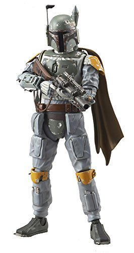 Bandai Star Wars Boba Fett Model Kit, 1/12 scale