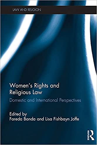 Women's Rights and Religious Law: Domestic and International Perspectives (Law and Religion) written by Fareda Banda