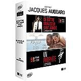 Jacques Audiard - Coffret - De battre mon coeur s'est arrêté + De rouille et d'os + Un prophète [Blu-ray]