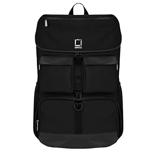 lencca-logan-backpack-for-asus-173-inch-laptops-classic-black