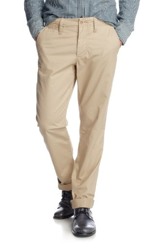 Esprit MCAS N32C67 Slim Men's Trousers Urban Beige W30 INxL32 IN