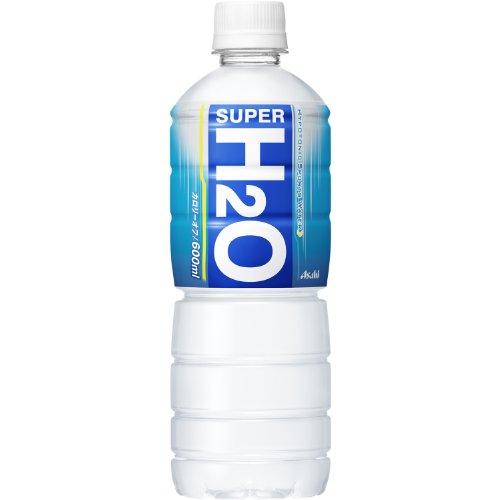 アサヒ スーパーH2O 600ml×24本