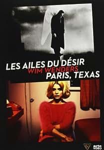 Coffret Wim Wenders 2 DVD : Les Ailes du désir / Paris, Texas