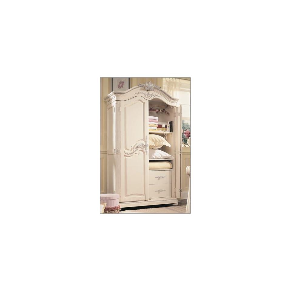 Jessica Mcclintock Romance Furniture Lea Furniture Jessica McClintock Romance Armoire 203 124 Furniture