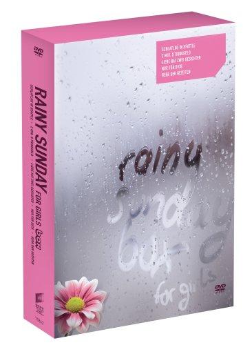 Rainy Sunday Box for Girls (5 DVDs) - Herr der Gezeiten - Nur für dich - Liebe hat zwei Gesichter - 2 Mio. $ Trinkgeld - Schlaflos in Seattle