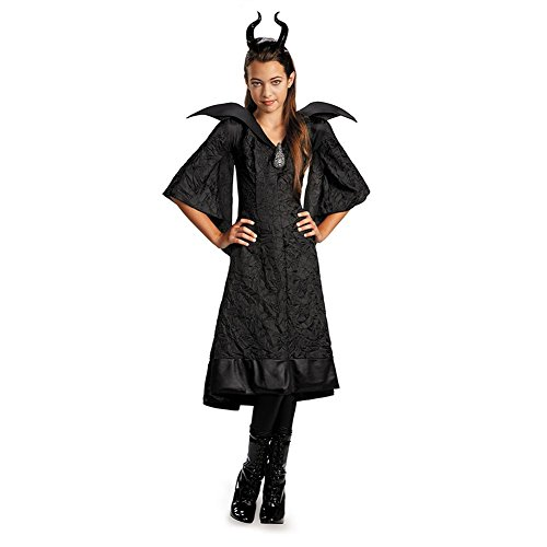 Disney Maleficent Christening Black Gown Costume - Child Classic